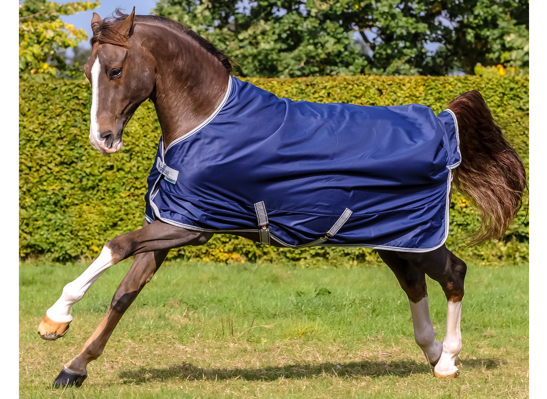 Bucas Freedom Turnout Light Navy/Silver Maat 125/168