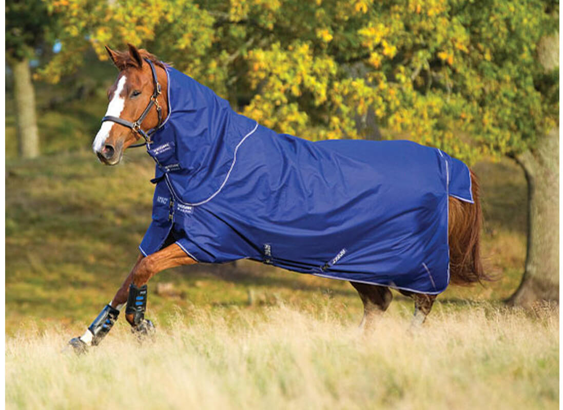 Horseware Deken Amigo Hero 900 Plus 200gr Atlantic Maat 175
